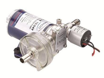 boat pump / high-pressure cleaner / water / electric