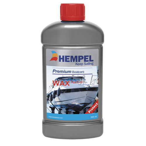 protective wax / for boats / gelcoat