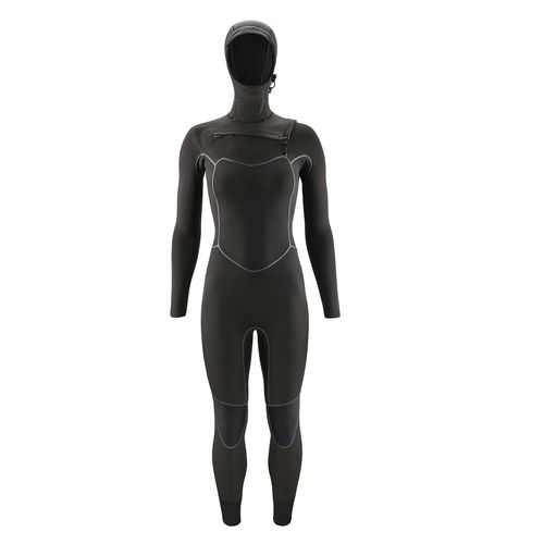 dive wetsuit without neoprene / one-piece / with hood / 1.5 mm