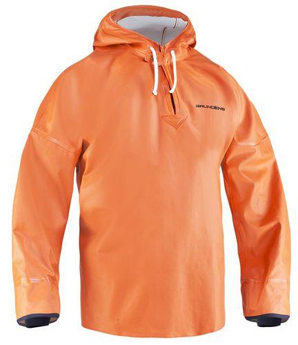 fishing jacket / waterproof / hooded