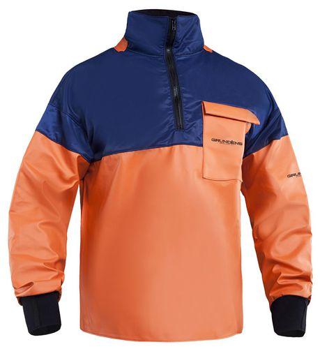 fishing spray top / unisex / long-sleeve
