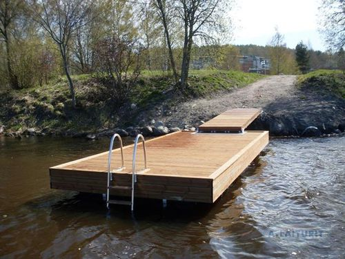 floating dock