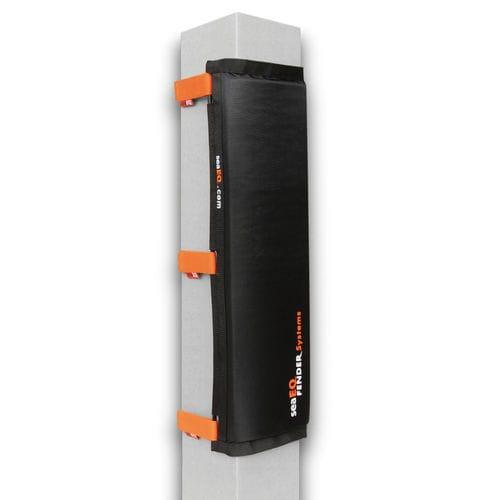 marina fender / pile / rectangular / foam-filled