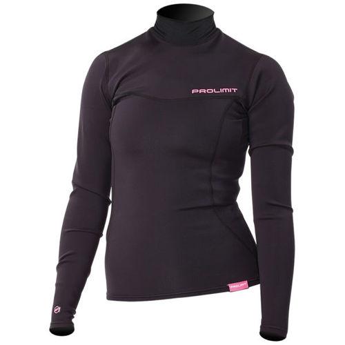 long-sleeve neoprene top / women's