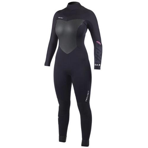 watersports wetsuit / full / long-sleeve / 3 mm