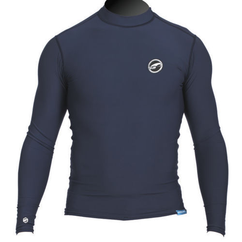 long-sleeve lycra top