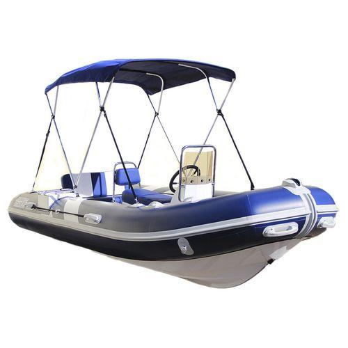 inflatable boat Bimini top / cockpit / aluminum frame