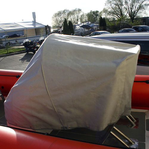 protective cover / for motor boats / pilot console