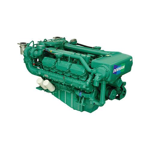 inboard engine / boating / professional vessel / diesel