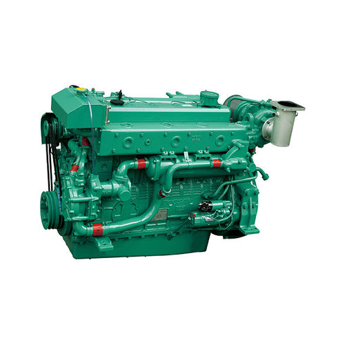 professional vessel engine / inboard / diesel / direct fuel injection