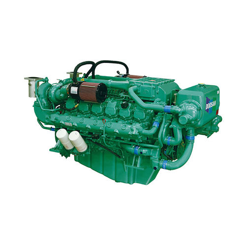 boating engine / professional vessel / inboard / diesel