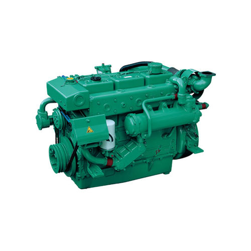 boating engine / professional vessel / auxiliary / diesel