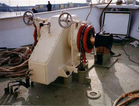 ship winch