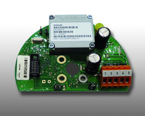 lighthouse and beacon remote surveillance and alarm / monitoring / by GPS