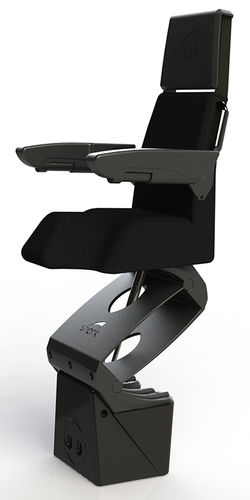 jockey seat / for professional boats / for military vessels / for inflatable boats