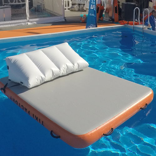 boat platform / for yachts / for special events / inflatable