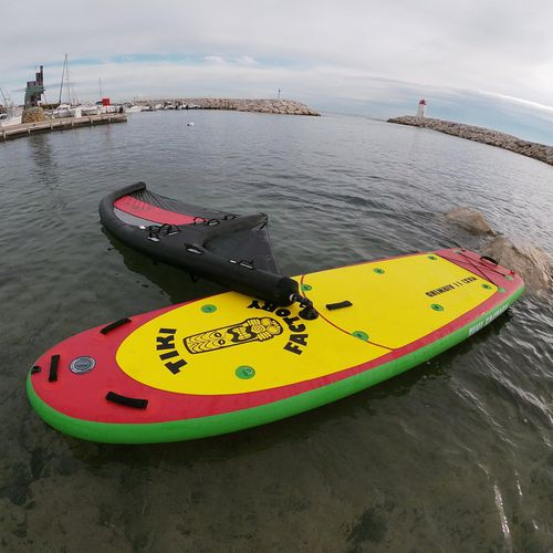 flatwater stand-up paddle-board