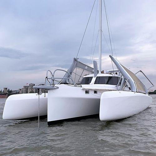 trimaran sailing yacht - Rapido Trimarans Limited