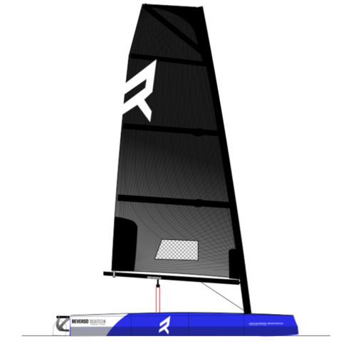 disassemblable sailing dinghy / single-handed / double-handed / traditional