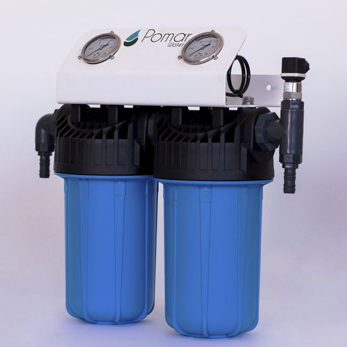 ship watermaker / reverse osmosis / compact