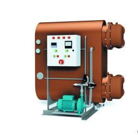ship evaporator