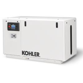 boat generator set / diesel / auxiliary