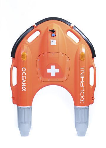 motorized rescue board - OceanAlpha