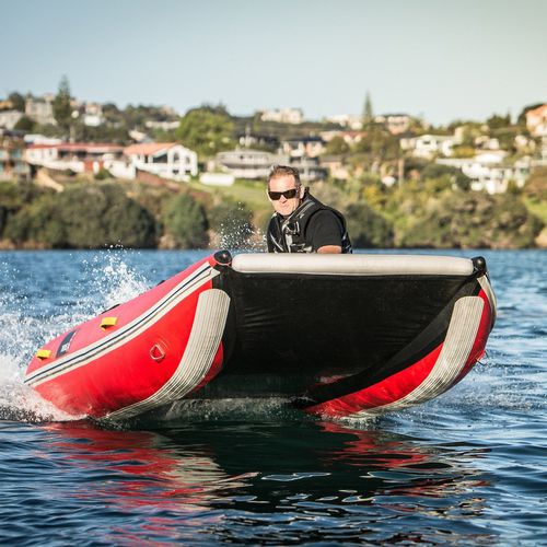 inflatable catamaran - True Kit Inflatables