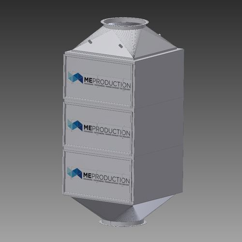 SCR selective catalytic reduction system / for ships / NOx