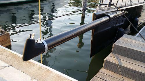 sailboat bowsprit