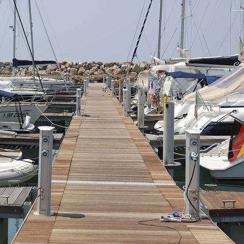 floating dock - Nuova Metalmeccanica srl - marine division