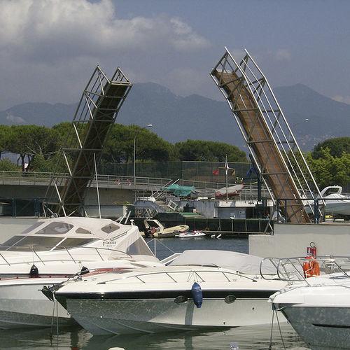 nautical gangway