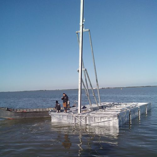 floating platform / for marinas / for recreation centers / for special events