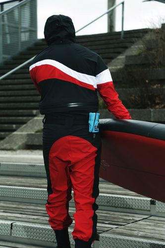 watersports drysuit / long-sleeve / with hood / other