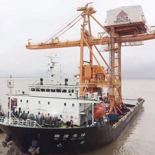 grab ship unloader - GENMA SOLUTION