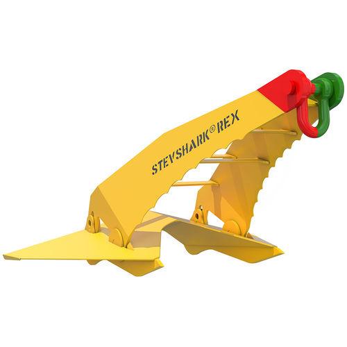 Stevpris anchor / for ships
