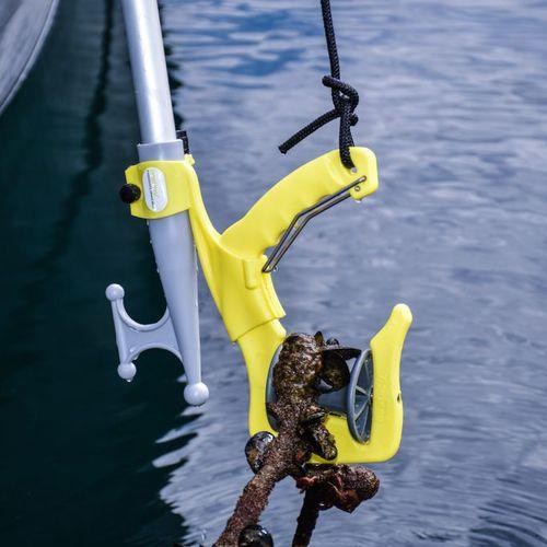 lazy line boat hook