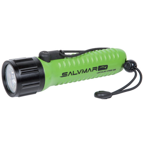 Salvimar LECOLED Torch Light Freediving dive Scuba Torch Flashlight spearfishing
