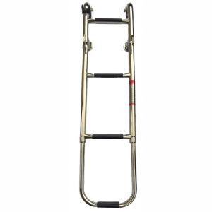 boat ladder / foldable / swim / manual