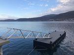 floating pontoon / modular / for floating houses