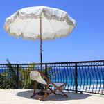 yacht umbrella