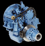work boat reduction gearbox / for ferries / engine