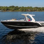 inboard express cruiser / open / dual-console / bowrider