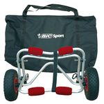 launching trolley / for canoes and kayaks / for stand-up paddle boards