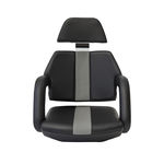 helm seat / for boats / with armrests / fixed