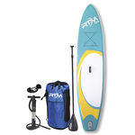 all-around SUP / wave / inflatable / beginner's