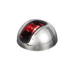 boat navigation light / LED / red / vertical-mount