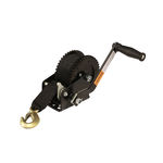 boat trailer winch / towing / manual / single-drum