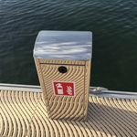 fire pedestal / for docks