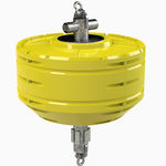 mooring buoy / for terminals / polyethylene